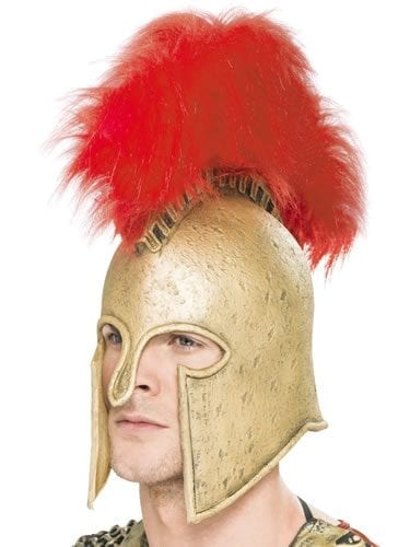 Greek Soldier Helmet