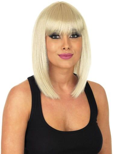 Straight Wig Blonde