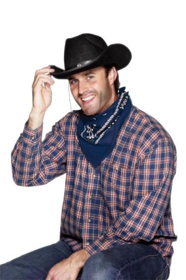 Western Neckerchief Blue
