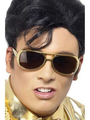 Elvis Shades Gold