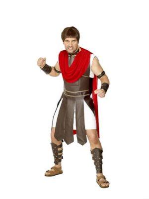 Roman Centurion Mens Fancy Dress Costume