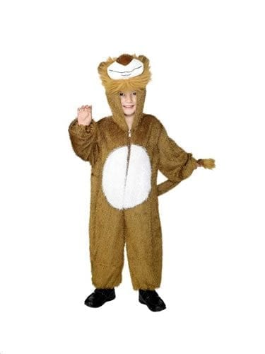Lion Children's Fancy Dress Costume 4-6 Years
