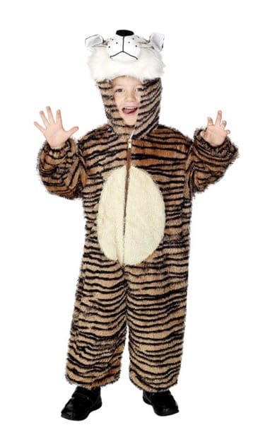 Tiger Children's Fancy Dress Costume 4-6 Years