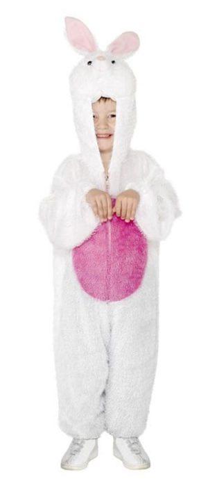 Bunny Children's Fancy Dress Costume 4-6 Years