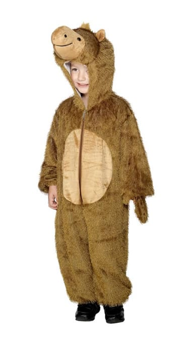 Camel Childrens Fancy Dress Costume 4-6 years