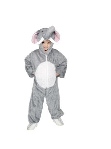 Elephant Children's Fancy Dress Costume 4-6 Years