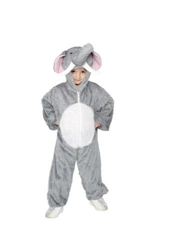 Elephant Children's Fancy Dress Costume 7-9 Years