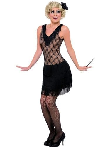 All That Jazz Ladies Fancy Dress Costume