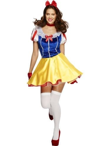 Fever Collection Fairytale Ladies Fancy Dress Costume