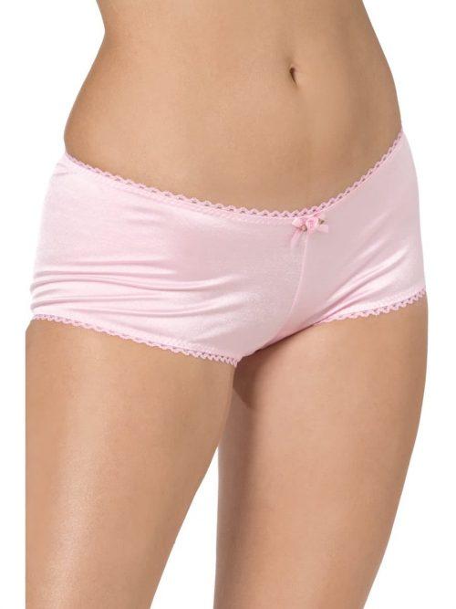 Bijou Boutique Pink Boy Leg Panties