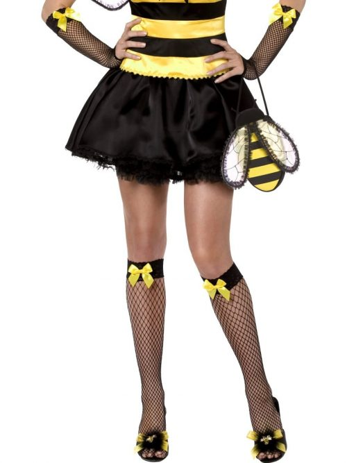 Bijou Boutique Honey Bee Stockings & Glove Set