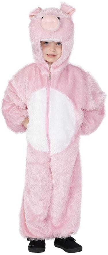 Pig Childrens Animal Fancy Dress Costume 4-6 Years