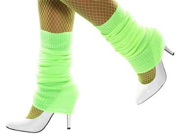 Legwarmers Neon Green