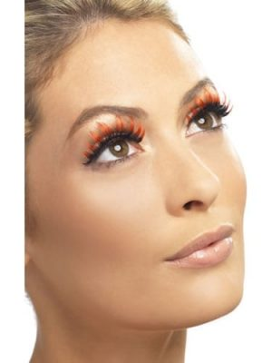 Fever Collection Red/Black Eyelashes