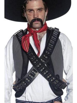 Authentic Western Bandolier Bullet Belt