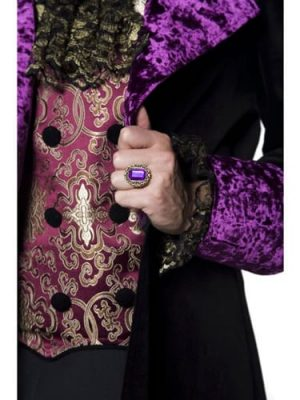 Gothic Jewelled Ring (DISC)
