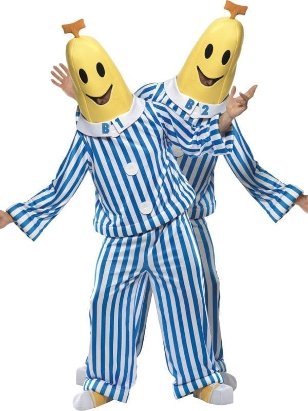 Bananas in Pyjamas Unisex Fancy Dress Costume