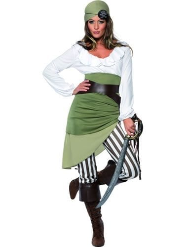 Shipmate Sweetie Ladies Fancy Dress Costume