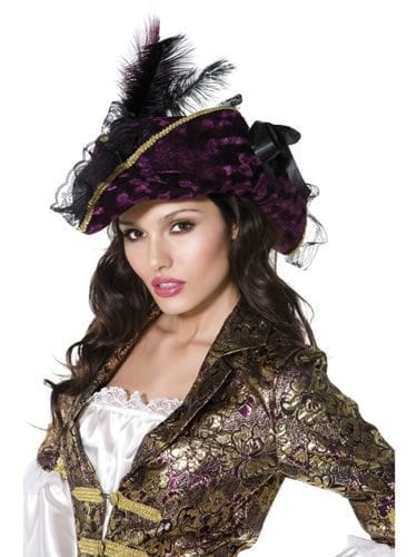 Fever Collection Marauding Pirate Hat