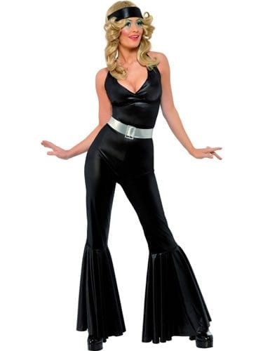 1970's Diva Ladies Fancy Dress Costume