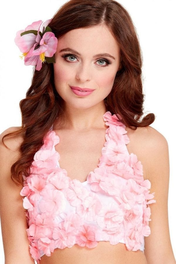 Hawaiian Halterneck Top-0