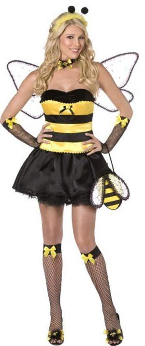 Bijou Boutique Honey Bee 4-Piece Ensemble