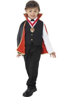 Vampire Boys Halloween Fancy Dress Costume (DISC)