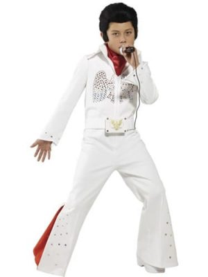 Elvis Children's Fancy Dress Costume