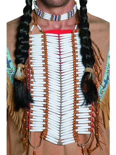 Authentic Western Indian Breastplate