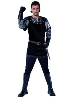 Tales of Old England Sheriff of Nottingham Mens Fancy Dress Cost