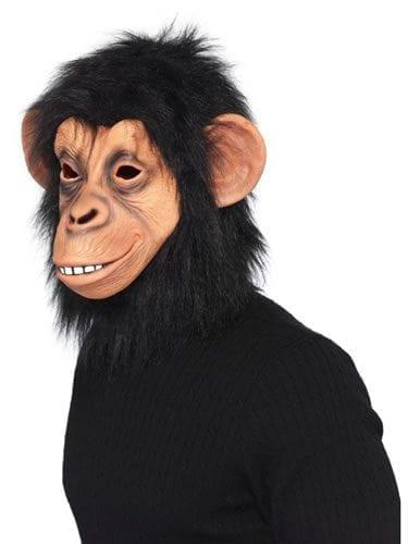 Full Overhead Chimp Mask
