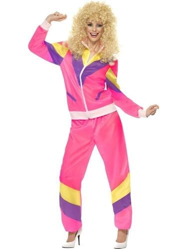 80's Height of Fashion Ladies Fancy Dress Costume