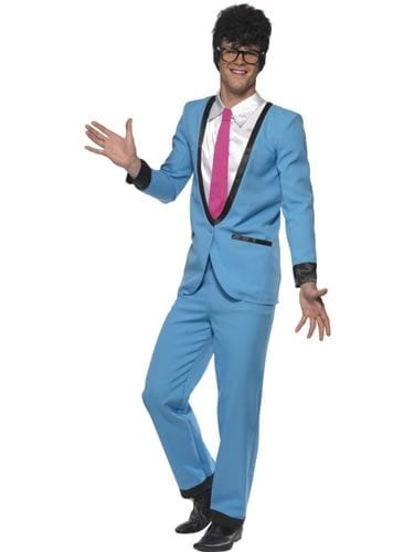 Teddy Boy Men's Fancy Dress Costume