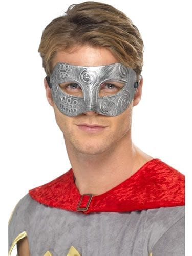 Metallic Warrior Columbina Eyemask