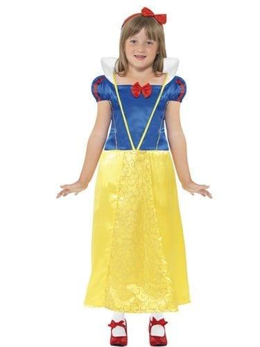 Snow Princess Children's Fancy Dress Costume