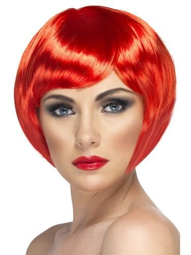 Babe Wig Red
