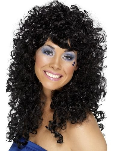 Boogie Babe Wig Black