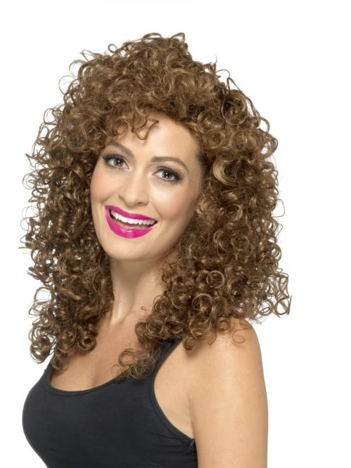 Boogie Babe Wig Brown