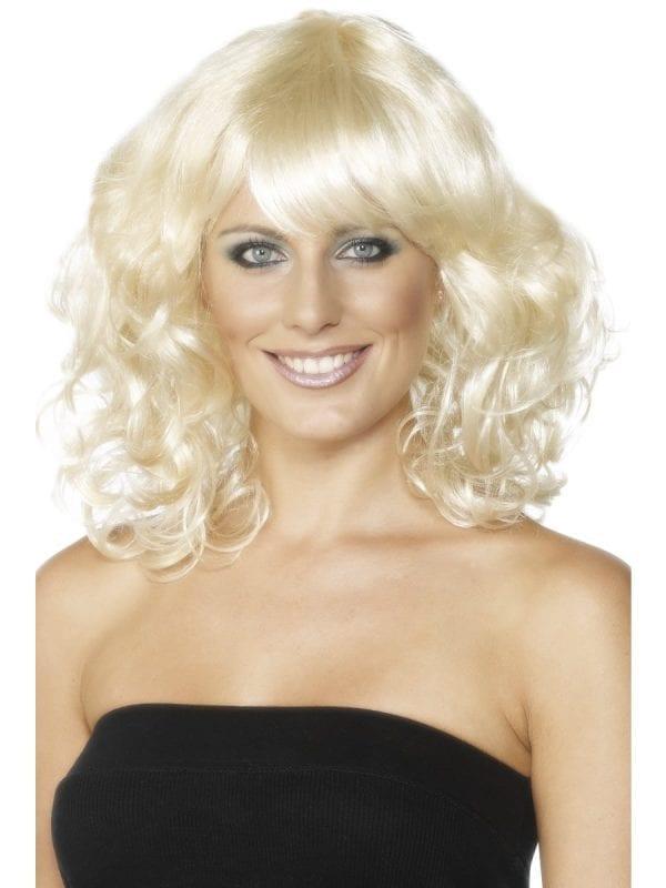 Foxy Wig Blonde
