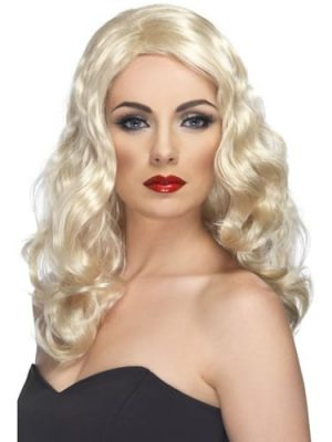 Glamourous Wig Blonde