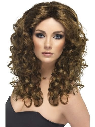 Glamour Wig Brown