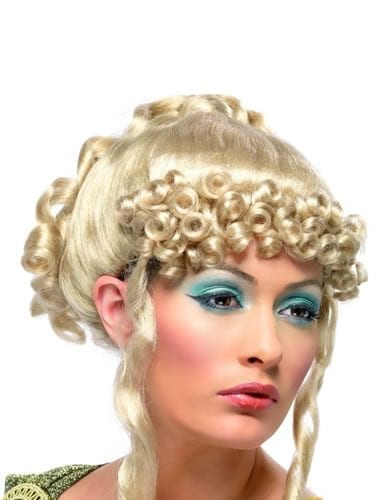 Greek Goddess Ladies Wig