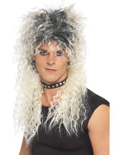 Hard Rocker 2 Tone Blonde Wig