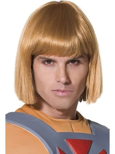 Masters of the Universe He-Man Wig