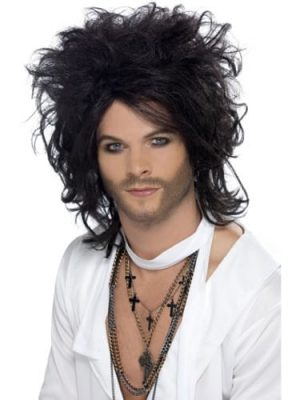 Sex God (Russell Brand) Wig