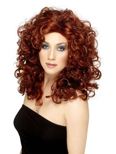 Sitcom Star Auburn Wig