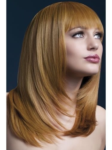 Fever Collection Tanja Wig Auburn