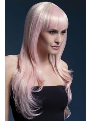 Fever Collection Sienna Wig Blonde Candy