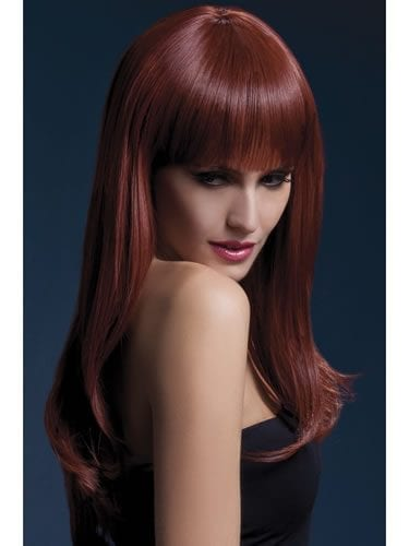 Fever Collection Sienna Wig Auburn