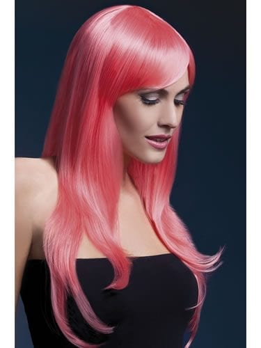 Fever Collection Sienna Wig Pastel Coral